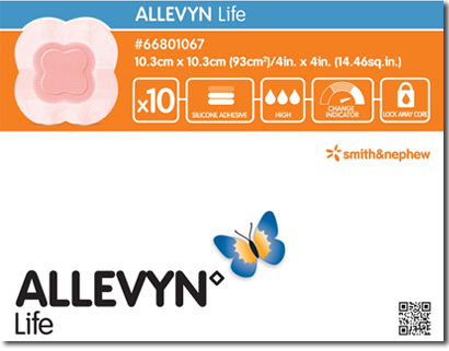 ALLEVYN Life Packaging